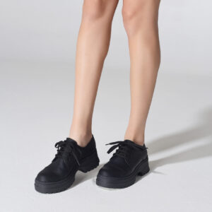 Zapato Aries negro 2