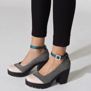 Zapatos altos Michi byn 3