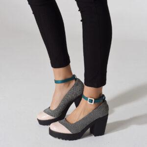 Zapatos altos Michi byn 2